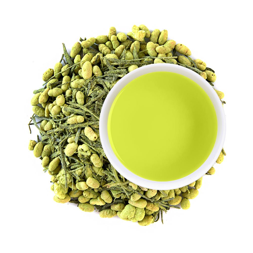 Japanese Green Tea Genma Made in Japan