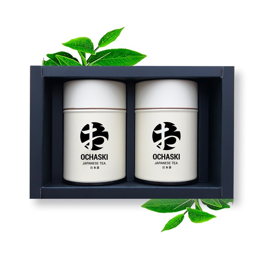 Japanese Green Tea Matcha Gift Box